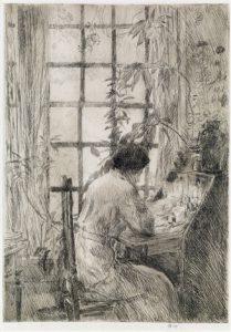 Childe Hassam, , 1910