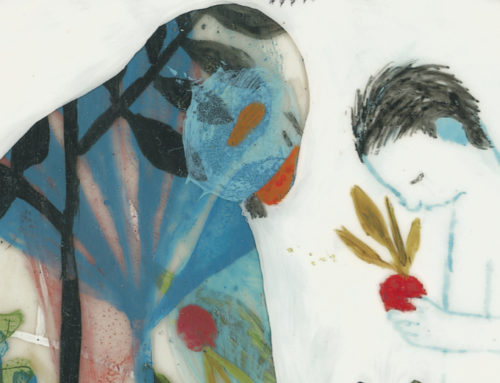 작가들이 사랑하는 일러스트레이터, 비올레타 로피즈의 세계